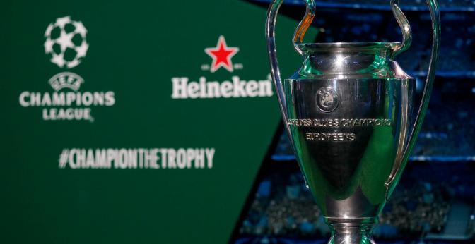 UEFA CL、「準決勝の対戦カード...