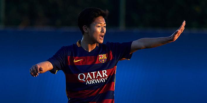 バルセロナ、今季ブレイクするかもしれない5人の若手」