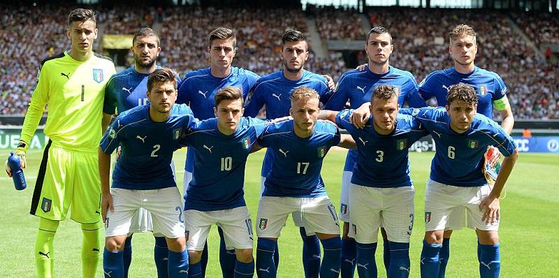 イタリア代表、U-20W杯に向けた...