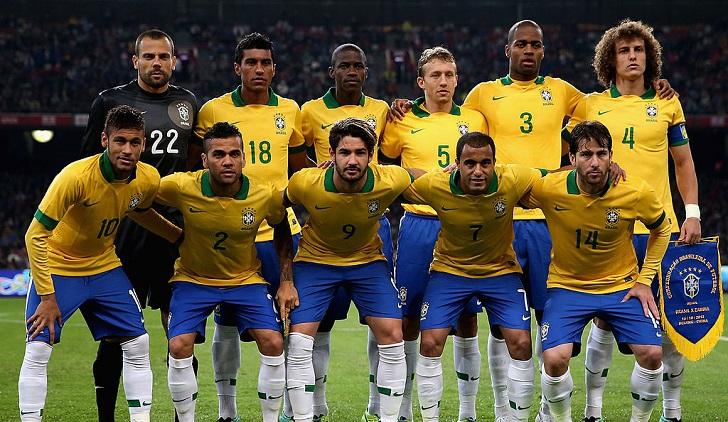 ブラジル代表メンバー発表、リオ...