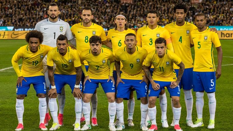 Qoly - Football Web Magazineブラジル代表┃2018 FIFAワールドカップ