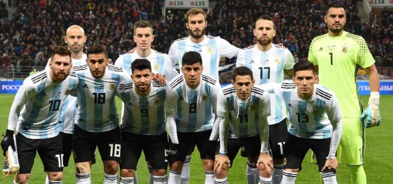 アルゼンチン代表、イタリア&ス...