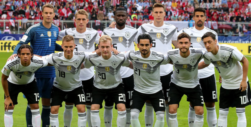 ドイツ代表・最新メンバー┃2018F...