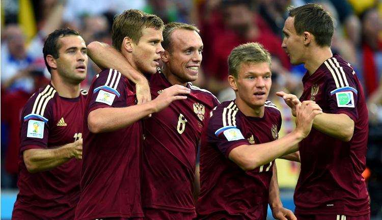 ロシア代表、EURO2016の登録メン...