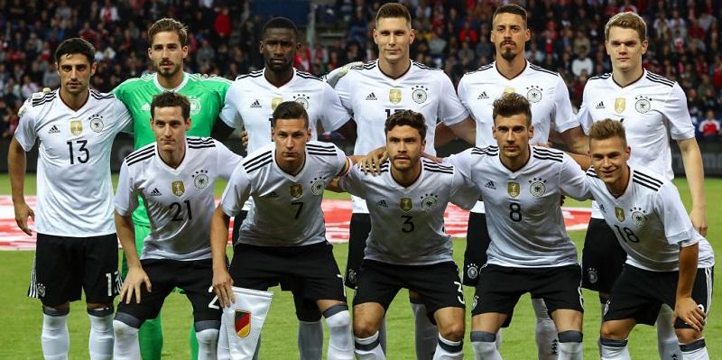 こんなドイツ代表、見たことねぇ...