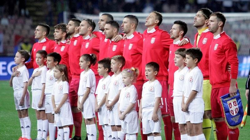 セルビア代表・最新メンバー┃201...