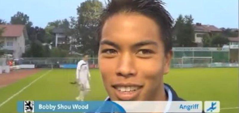 Qoly - Football Web Magazineこんなところに日系人…アメリカ代表ボビー・ウッド、22歳、アニメ好き編集部H